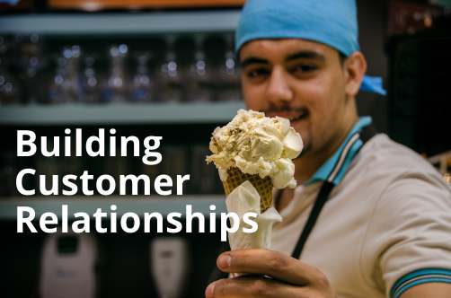 Building Customer Relationships – A Must!
