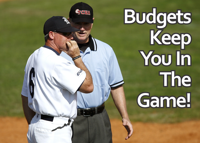 OPERATING BUDGETS = Game Changer!